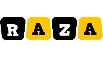 Raza boots logo