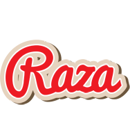 Raza chocolate logo