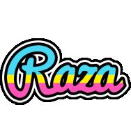 Raza circus logo