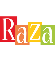 Raza colors logo