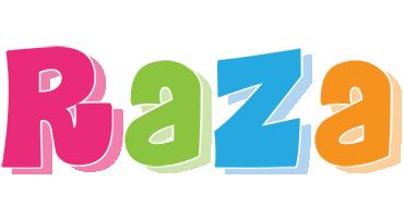 Raza friday logo