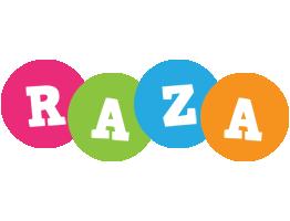 Raza friends logo