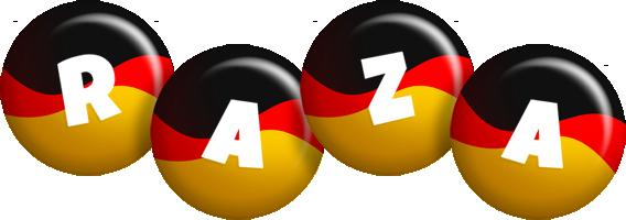 Raza german logo