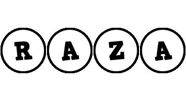 Raza handy logo