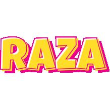 Raza kaboom logo