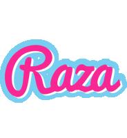 Raza popstar logo