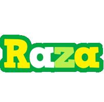 Raza soccer logo