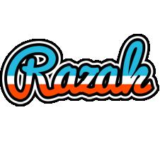 Razak america logo