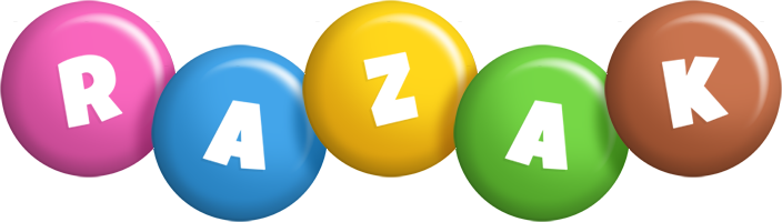 Razak candy logo