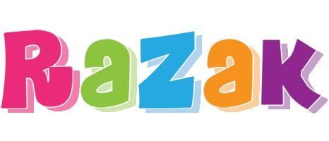 Razak friday logo