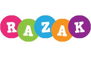 Razak friends logo