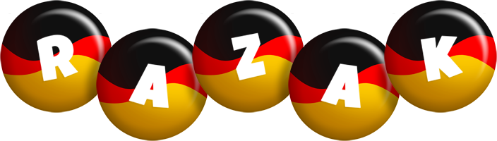 Razak german logo