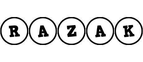 Razak handy logo