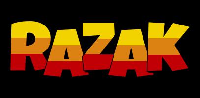 Razak jungle logo