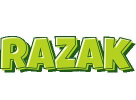 Razak summer logo