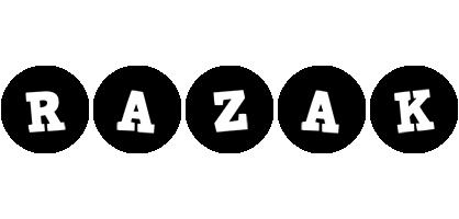 Razak tools logo