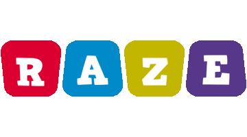 Raze kiddo logo