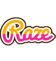 Raze smoothie logo
