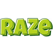 Raze summer logo