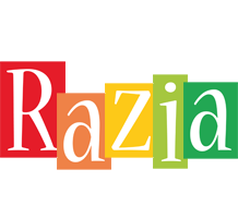 Razia colors logo