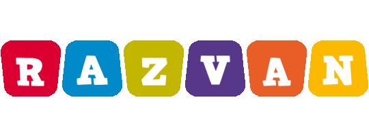 Razvan daycare logo