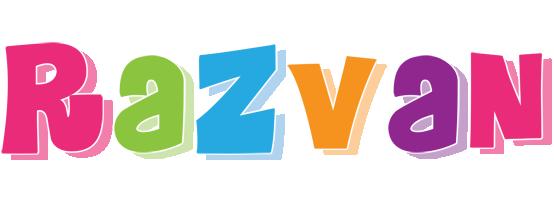 Razvan friday logo