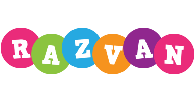 Razvan friends logo