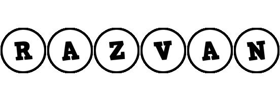 Razvan handy logo