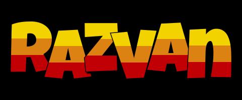 Razvan jungle logo
