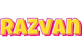 Razvan kaboom logo