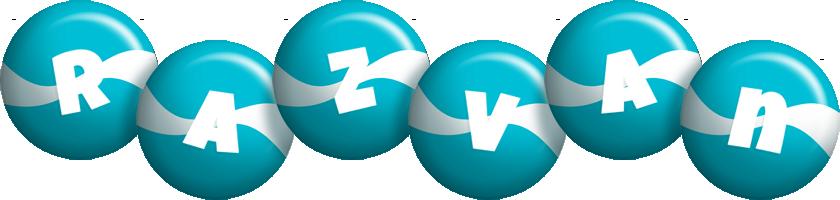 Razvan messi logo