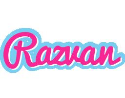 Razvan popstar logo