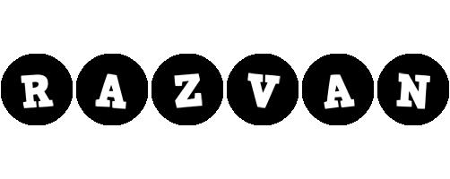 Razvan tools logo