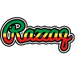 Razzaq african logo
