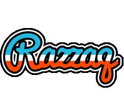 Razzaq america logo