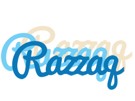 Razzaq breeze logo