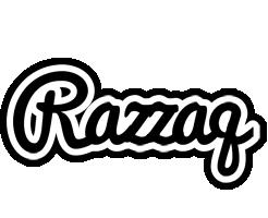 Razzaq chess logo