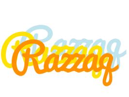 Razzaq energy logo