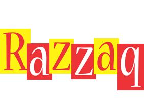 Razzaq errors logo