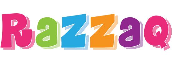 Razzaq friday logo