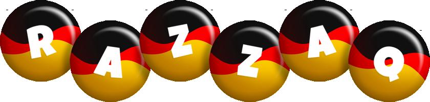 Razzaq german logo