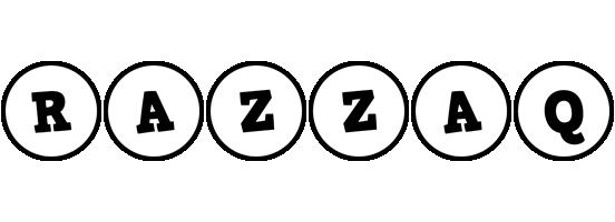 Razzaq handy logo
