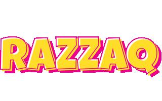 Razzaq kaboom logo