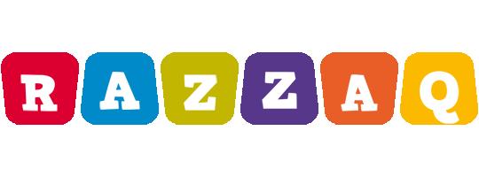 Razzaq kiddo logo