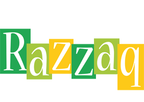 Razzaq lemonade logo