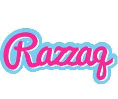 Razzaq popstar logo