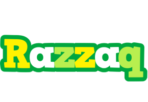 Razzaq soccer logo