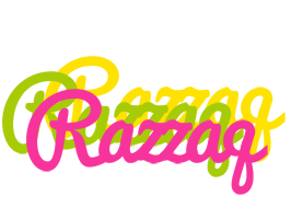 Razzaq sweets logo