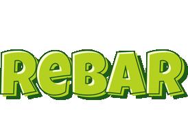Rebar summer logo