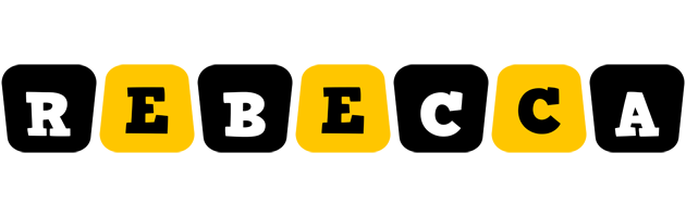 Rebecca boots logo